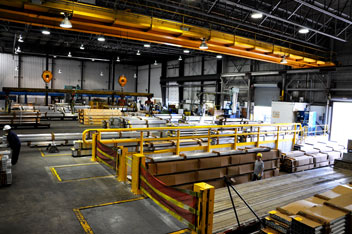 Signature Aluminum Canada Facilities